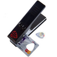 Guitar Pick Maker Punch - FindGift.com