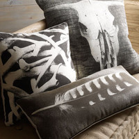 Hand-Screened Pillows - Horchow