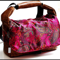 Haute couture travel dslr camera bag in Naked by sizzlestrapz