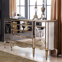 Mirrored Buffet - Horchow