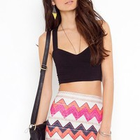 Ziggy Bandage Skirt in  Clothes at Nasty Gal