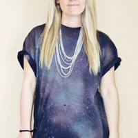 Pelican Merch  Galaxy Destroyed Tee / Tank