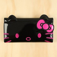 Hello Kitty Neon Wallet