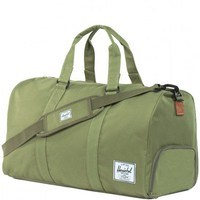 Flight 001 |  Novel Duffel Bag Olive - Bags - All Products