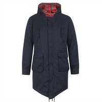 Tobias Men's Fishtail Parka | Men's Coats & Jackets - Merc Clothing