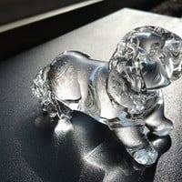 I will custom sculpt your pet or animal out of glass by LeoStudios