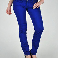 Royal Blue Jeans - Bliss Salon and Boutique