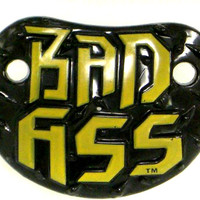 Bad Ass Pacifier