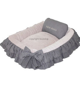 Louis dog designer pet bed small and from my - Designer pet beds small dogs ...