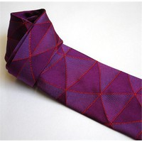 Great Court Tie by Sally Weatherill at Seek & Adore