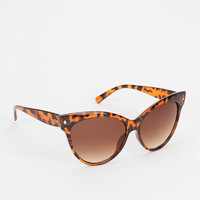 UO South Of 5th Cat-Eye Sunglasses