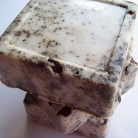 Shea Butter and Coffee Soap - CAFE AU LAIT