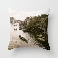 a dream Throw Pillow by inourgardentoo | Society6