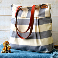 NEW 2013 WATERPROOF Diaper bag/Messenger bag / Beach by ikabags