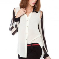 Devere Blouse - ShopSosie.com