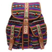 Irregular Choice | Womens | Shoulder | Sasperilla Rucksack