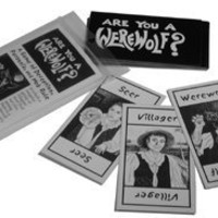 Looney Labs Games: Are You a Werewolf?