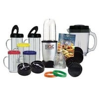 Amazon.com: Magic Bullet Deluxe 25 pc Set Blender Mixer: Kitchen & Dining