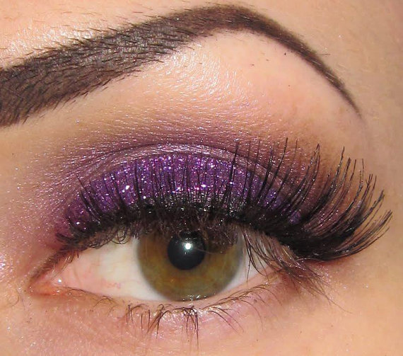 Purplexed Shimmer Eyeshadow by CALLACosmetics on Etsy