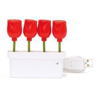 USB Flower Hub
