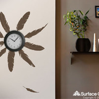Surface Collective's Wall Tattoos / Wall Decals / Laptop Decals - Product - Time Flies