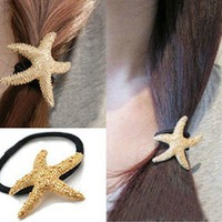 Starfish Hair Band from LOOBACK FASHION STORE