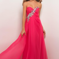 Blush Prom Dresses and Evening Gowns Blush Style 9513