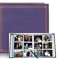 Pioneer Photo Albums MP46-BAB Full Size Album 4 x 6 6 per Page, 300 Photo Bay Blue