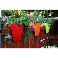 Greenbo Urban Railing Planter
