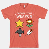 Choose Your Weapon  | HUMAN