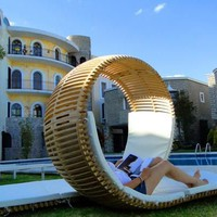 Home Trends: cool outdoor furniture roller-coaster by Victor - Picture on Home Design and Home Interior