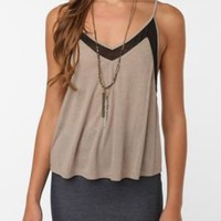 UrbanOutfitters.com > Lucca Couture Chiffon Mix Tank Top
