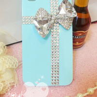 IPhone 4 Case Cover Tiffany Bowtie .. on Luulla