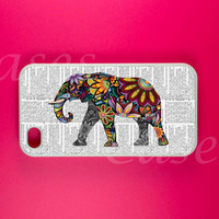 Iphone 4 Case - Elephant Art Iphone.. on Luulla
