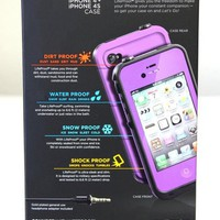 Hot!! New Lifeproof Waterproof Cover Case iphone 4/4S