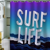 DENY Designs Home Accessories | Leah Flores Surf Life Shower Curtain
