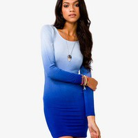 Ombré Bodycon Dress | FOREVER21 - 2030187967