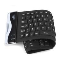 flexible USB-Tastatur (104 Tasten) - US$9.81