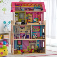 KidKraft Glamour Dollhouse - Dollhouses at Hayneedle