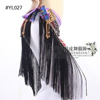 Tribal Fringe Hip Scarf