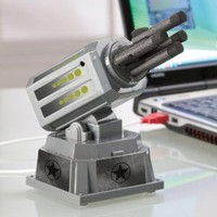 USB Desktop Missile Launcher