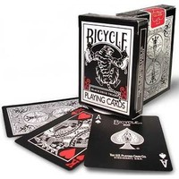 Bicycle Black Tiger Playing Cards by Ellusionist.com [RARE]