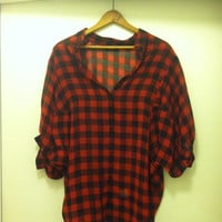 "millau ""Flannel"" Blouse"