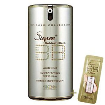 Skin79 Super  Beblesh Balm Bb Cream VIP Gold (Gold Label) 40g (Autheticity Label