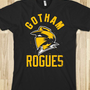 Gotham Rogues (vintage) - SportsIsFood