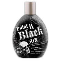 Paint it black 50x Indoor Tanning bed lotion