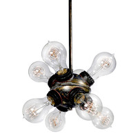 1STDIBS.COM - Radio Guy - Unknown - Spectacular 8 Bulb Cluster