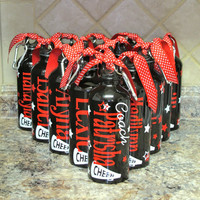 Personalized Aluminum Water Bottle-Cheer-Cheerleaders