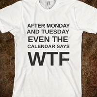 MONDAY AND TUESDAY WTF - glamfoxx.com
