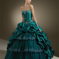 Beautiful Ball Gowns 87084 by Mori Lee